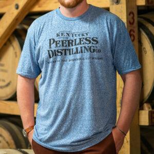Light Blue Peerless T-Shirt