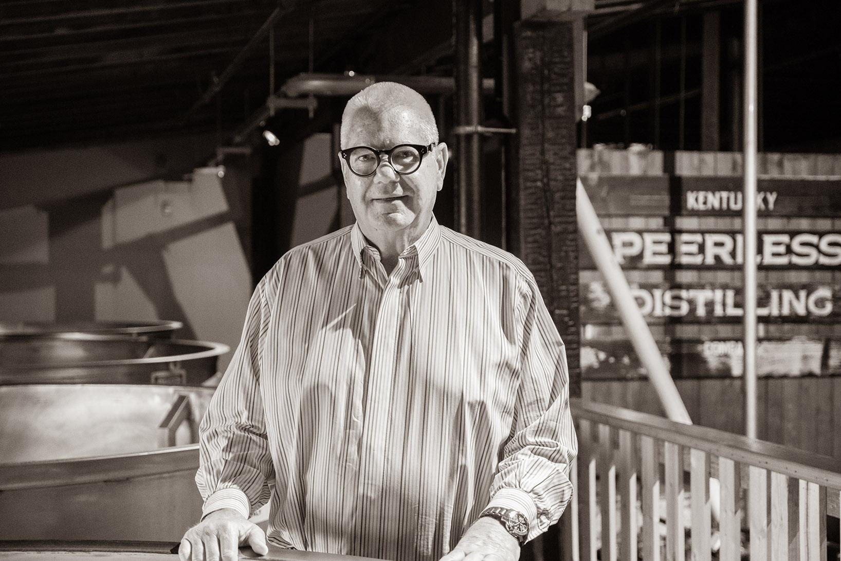 Corky Taylor Kentucky Peerless Distilling Co