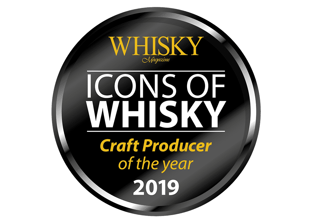 Global Craft Producer Award Icons of Whisky