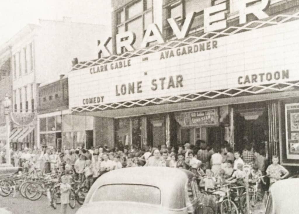 Kraver Theature