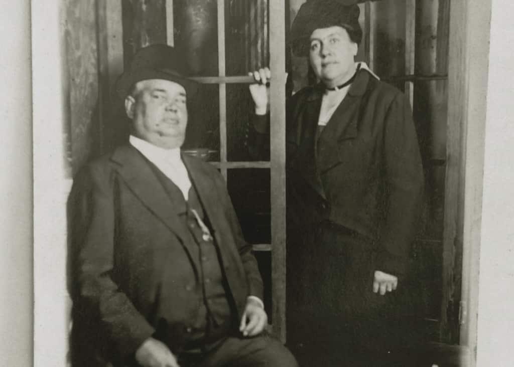 Kraver and Ida