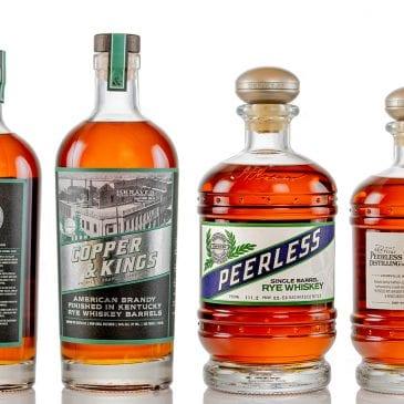 Copper & Kings and Peerless Distilling