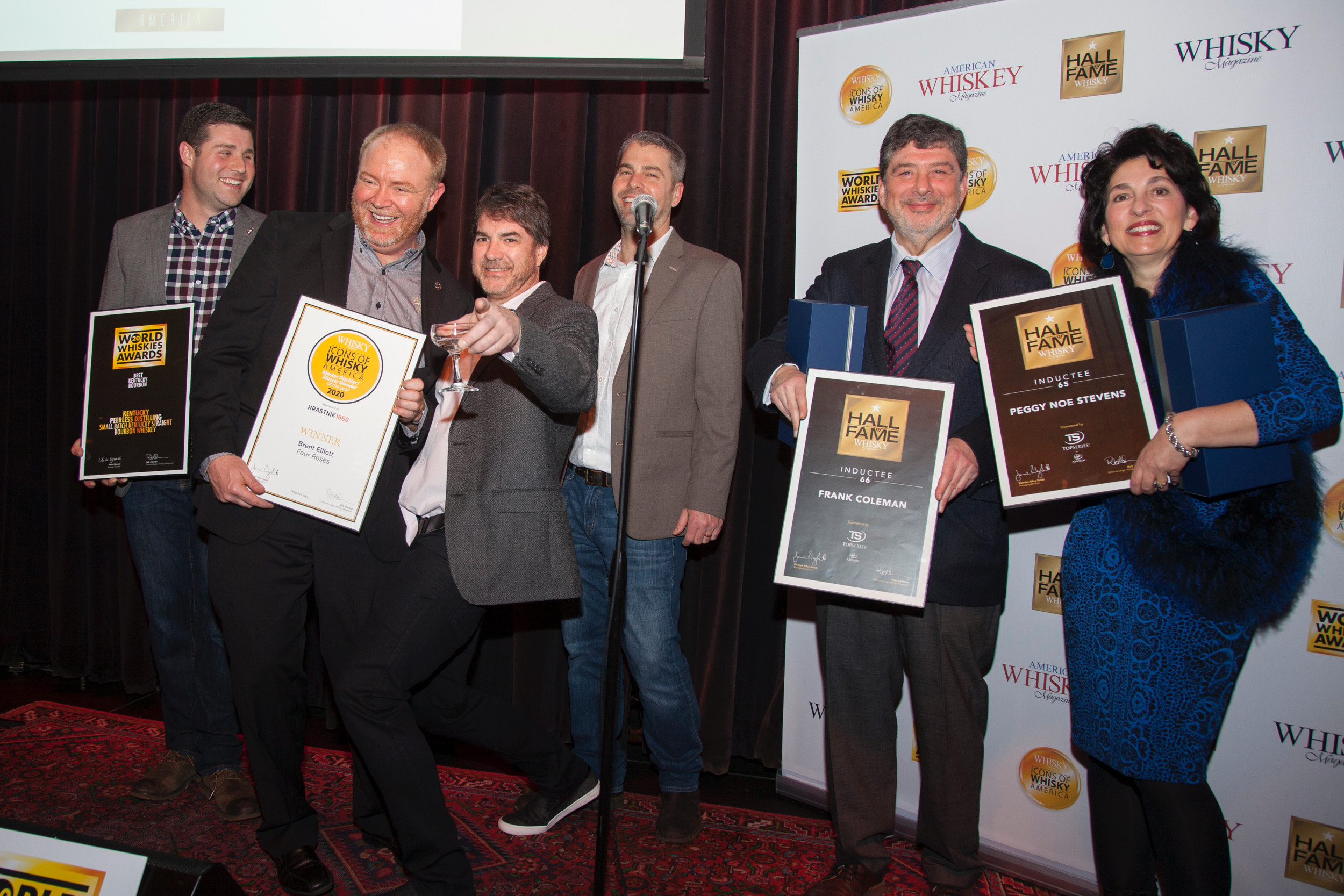 World Whiskies Awards Best Kentucky Bourbon