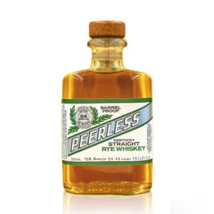 Barrel Proof 24 month Peerless Rye