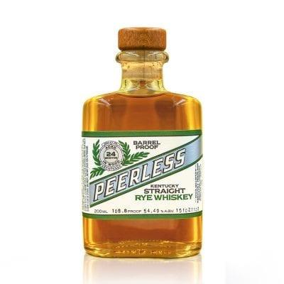 Barrel Proof 24 month Peerless Rye