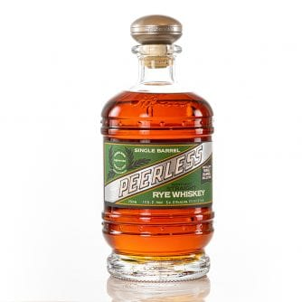 Kentucky Peerless Rye Whiskey Single Barrel