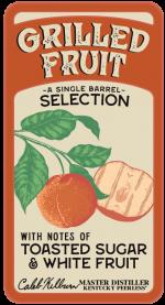 Kentucky Peerless Single Barrel bourbon whiskey