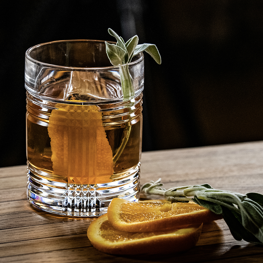 Peerless Bourbon Cocktail