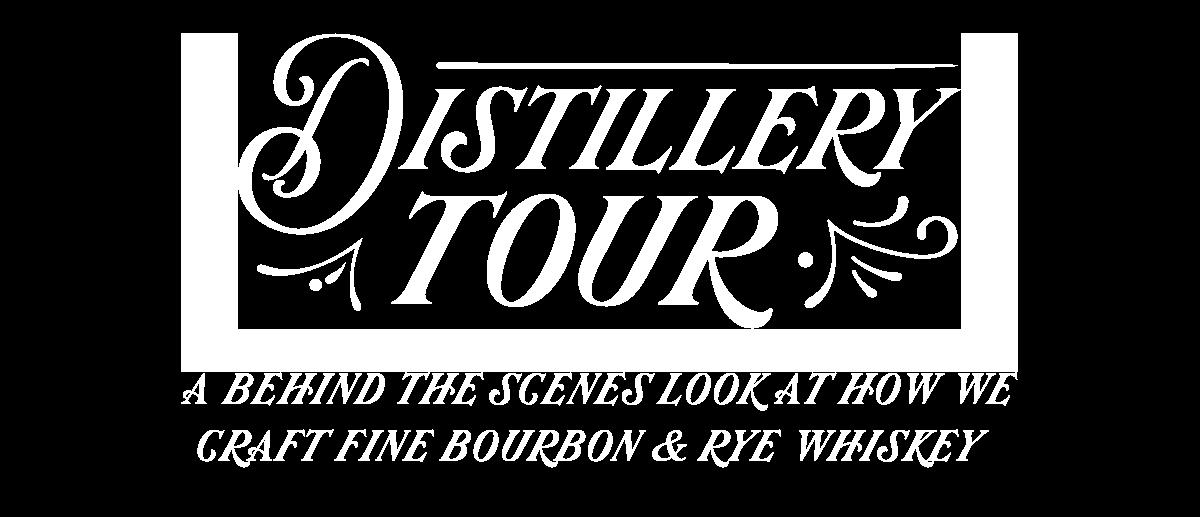 Peerless Distillery Tour