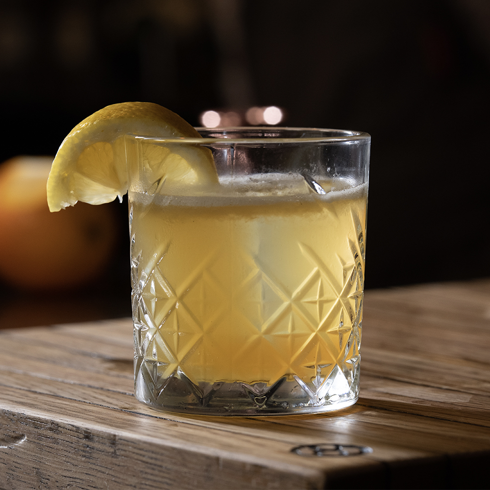 Peerless Whiskey Cocktail