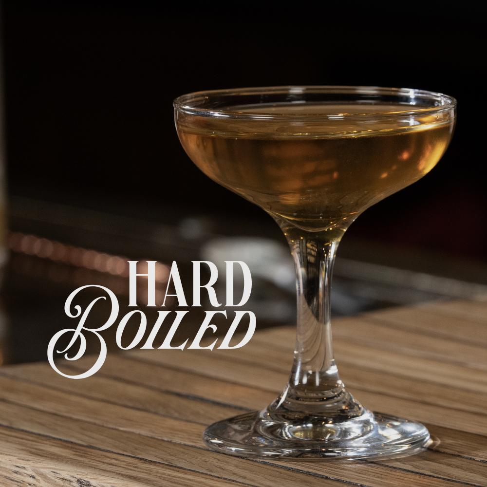 Peerless Rye Whiskey Cocktail