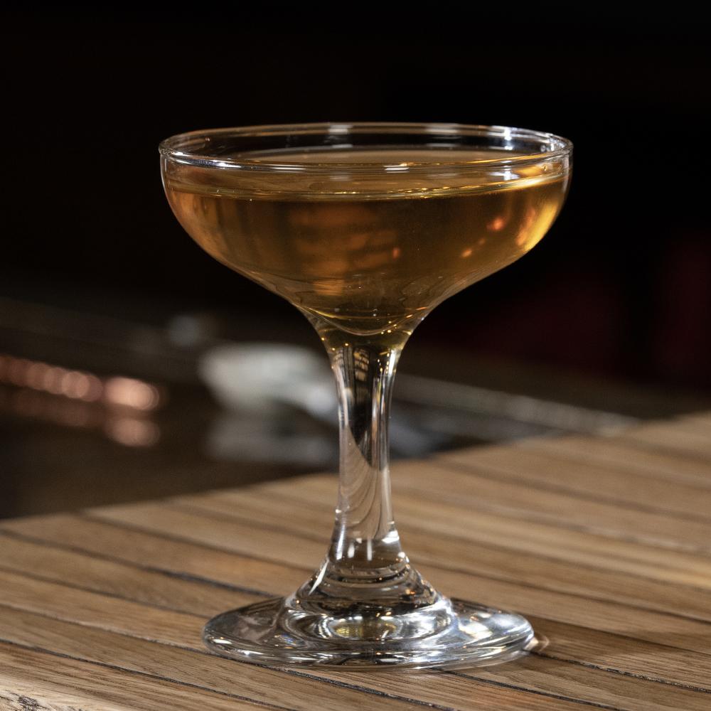 Peerless Rye whiskey cocktails Hard Boiled