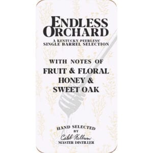 Endless Orchard Peerless Single Barrel Rye
