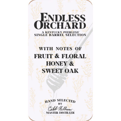 Endless Orchard Peerless Single Barrel Rye