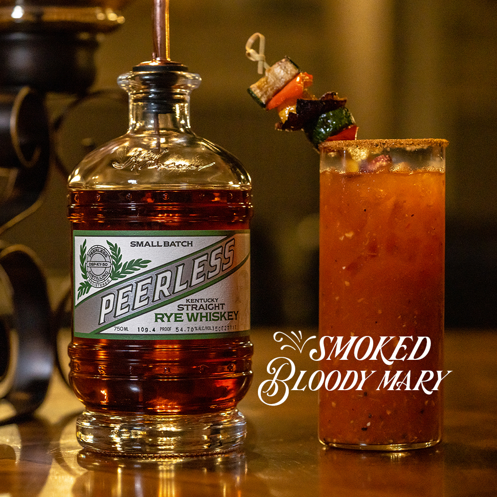 Smoked Bloody Mary Cocktail Peerless
