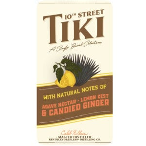 10th Street Tiki Peerless® Single Barrel Rye