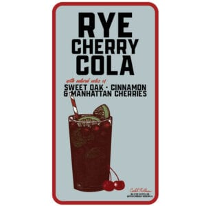 Rye Cherry Cola Peerless® Single Barrel Rye