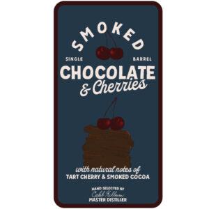 Smoked Chocolate And Cherries Peerless® Single Barrel Rye