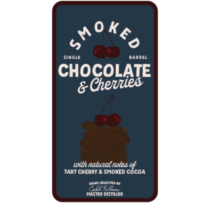 Smoked Chocolate And Cherries Peerless® Single Barrel Rye Master Distiller Pre-signed