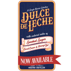Dulce De Leche Peerless® Single Barrel Bourbon