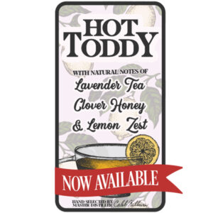 Hot Toddy Peerless® Single Barrel Bourbon