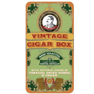 Vintage Cigar Box Peerless® Single Barrel Bourbon