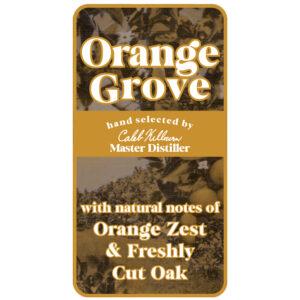 Orange Grove Peerless® Single Barrel Rye