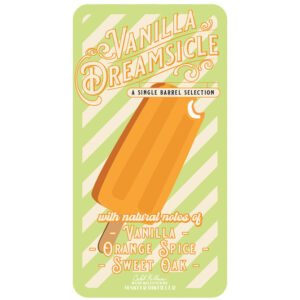 Vanilla Dreamsicle Peerless® Single Barrel Rye