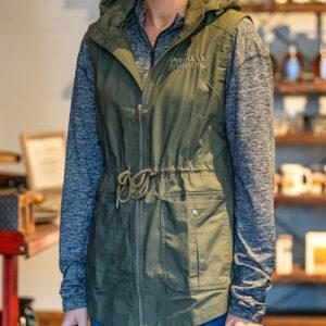 Peerless® Women's Green Utility Vest