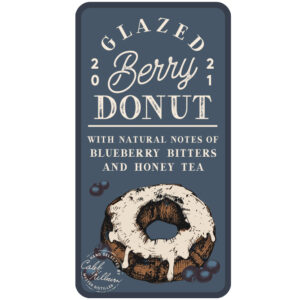 Glazed Berry Donut Peerless® Single Barrel Bourbon