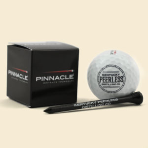 Peerless Golf Ball & Tee