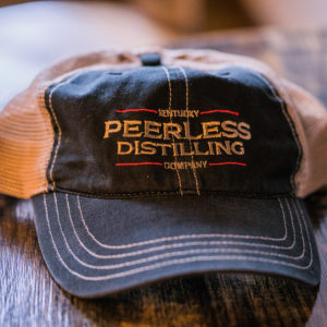 Peerless Black/Khaki Trucker Hat