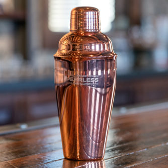Peerless Cocktail Shaker - Copper