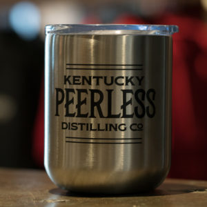 Peerless Thermos cup -Front
